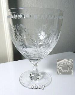 William Yeoward Crystal FERN 6 Wine Glass, Mint